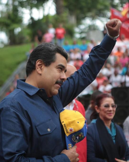 Nicolás Maduro10