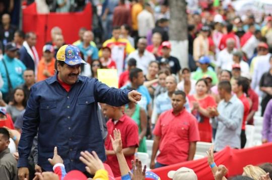 Nicolás Maduro11