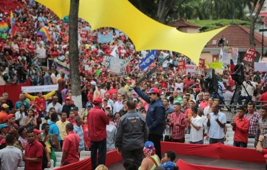 Nicolás Maduro12