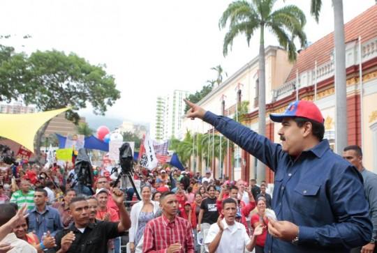 Nicolás Maduro4