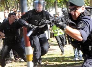 Policia-Argentina