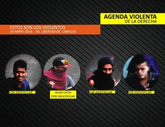 violentos