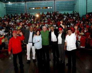 Foto: PSUV Bolívar