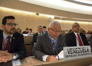 Fotos: Misión Permanente de Venezuela ante la ONU