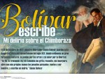 Bolívar Escribe Mi Delirio...