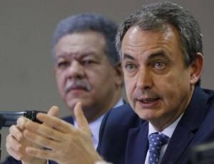 Zapatero y Fernández