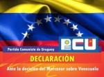 Declaración de Partido de Uruguay