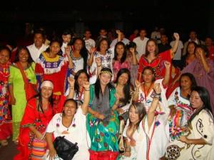 Foto: Parlamento Indígena de América