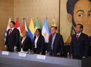 Foto: Cancillería de Venezuela