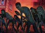 Zombies, redes sociales