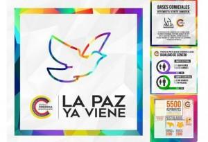 La Paz Ya viene