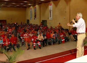 Foto: Prensa PSUV Falcón