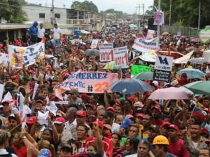 Fotos: Comando de Campaña Zamora 200