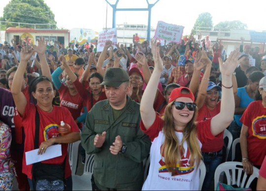 Fotos: PSUV Barinas
