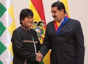 Morales - Maduro