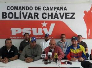 Foto: Comando de campaña Anzoátegui