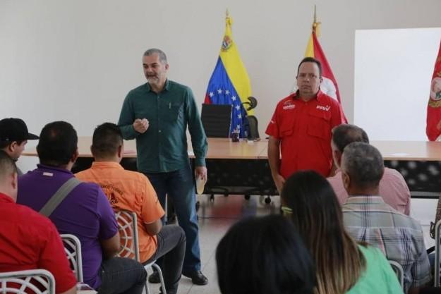 Fotos: PSUV Aragua