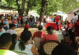 Fotos: Vicepresidencia del PSUV para la Formación