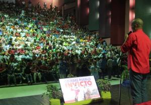 Foto: Vicepresidencia del PSUV para la Formación