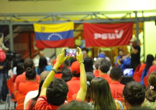 Fotos: PSUV Falcón